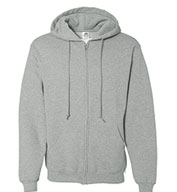 Russell Dri-Power® Hooded, Zip Front Sweatshirt