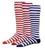 Custom Adult Mini Hoop All Sport Socks by Red Lion
