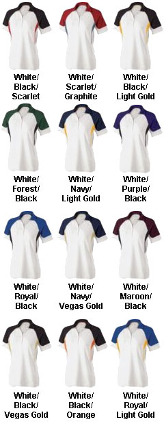 Ladies Demand Coaches Polo Shirt by Holloway - All Colors