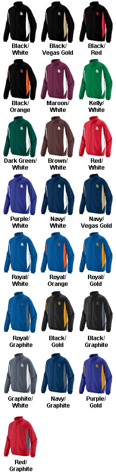 Adult Medalist Jacket - All Colors