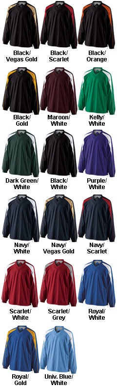 Youth Victory Windshirt - All Colors