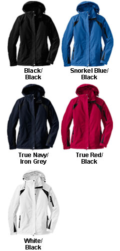 Ladies Waterproof All-Season II Jacket - All Colors