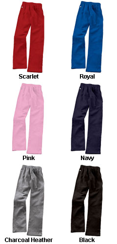 Ladies Axis Open Bottom Sweatpants by Holloway - All Colors