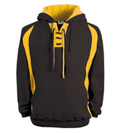 Adult Freestyle Laced Hockey Hoodie
