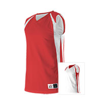 Custom Youth Reversible Basketball Jersey by Alleson Athletic