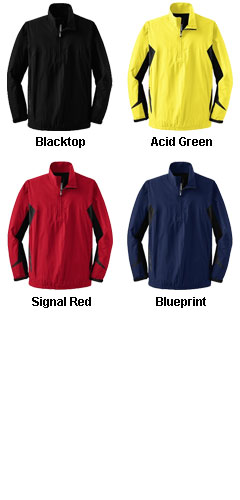 OGIO� - Wicked Weight Half-Zip Jacket - All Colors