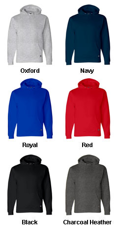 J. America - Premium Hooded Sweatshirt - All Colors