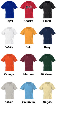 Adult Moon Shot 2-Button Jersey - All Colors