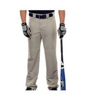 Custom Youth 14 oz. Leadoff Open Bottom Pant