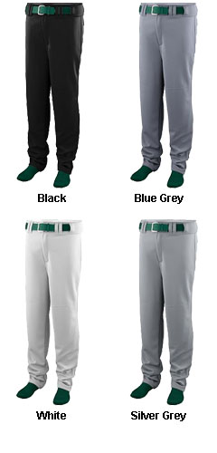Youth  11 OZ. Baseball/Softball Pant - All Colors