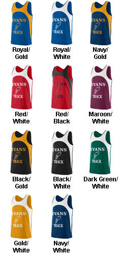Youth Velocity Track Jersey - All Colors