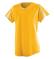 Ladies Wicking Performance Softball Jersey - The Diamond