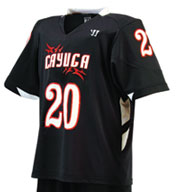Mens Evolution Lacrosse Game Jersey by Warrior