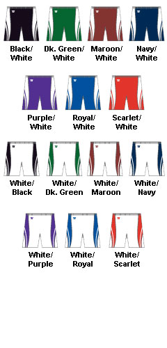 Youth Clutch Lacrosse Game Short - All Colors