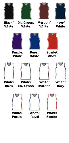 Icon Racerback Lacrosse Game Jersey - All Colors