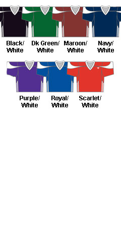 Youth Fusion Reversible Lacrosse Game/Practice Jersey - All Colors