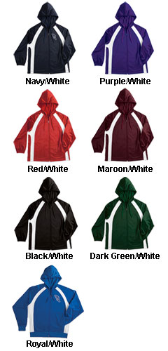 The Mens Legend Warm-up Jacket - All Colors