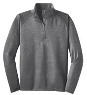 Custom Sport-Wick® Stretch 1/2-Zip Pullover Mens