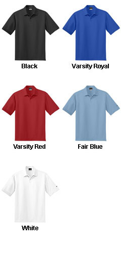 Nike Golf - Dri-FIT Pebble Texture Polo - All Colors