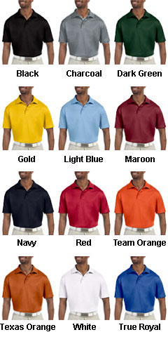 Mens Polytech Polo - All Colors