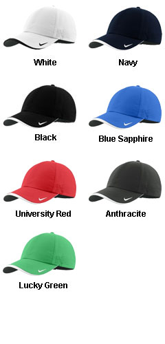 Nike Golf - Dri-FIT Swoosh Perforated Cap - All Colors