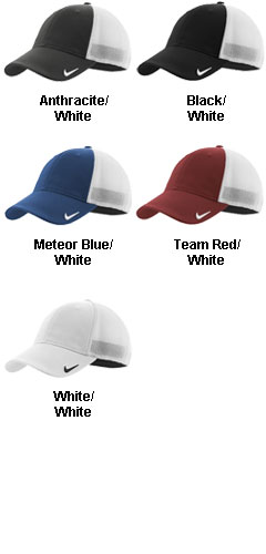 Nike Golf - Mesh Back Cap - All Colors