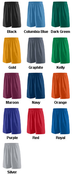 Adult Training Short - All Colors