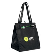 Custom Deluxe Insulated Grocery Shopper