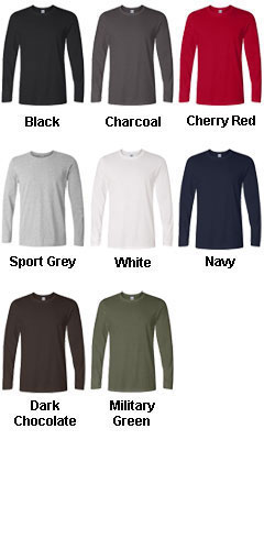 Gildan Adult SoftStyle Long Sleeve T-Shirt - All Colors