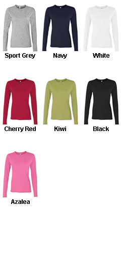 Gildan SoftStyle Ladies  Long Sleeve T-Shirt - All Colors