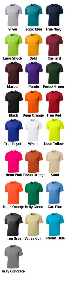 Sport-Tek� - Youth Competitor� Tee - All Colors