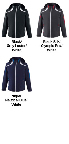 Mens Active Lite Color-Block Jacket - All Colors