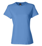 Hanes Ladies  100% Ringspun Cotton Nano T-Shirt