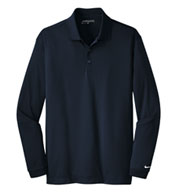 Nike Golf Long Sleeve Dri-FIT Stretch Tech Polo