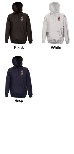 Hooded Sweatshirt with 9-11 Ribbon - All Colors
