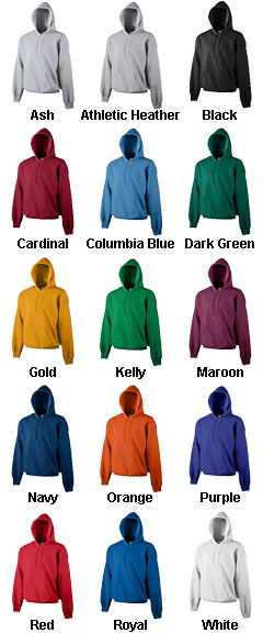 Youth Heavyweight Hooded Sweatshirt - All Colors