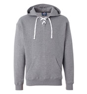J. Americas  Lace Hooded Sweatshirt