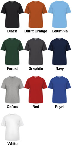 Youth Badger B-Tech Short Sleeve Tee - All Colors