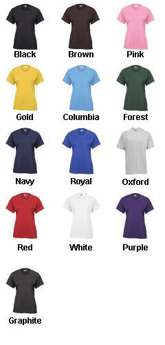 Ladies Badger B-Tech Short Sleeve Tee - All Colors