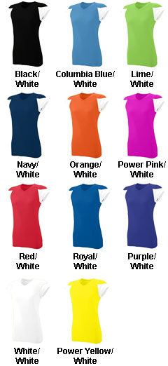 Ladies MVP Jersey - All Colors