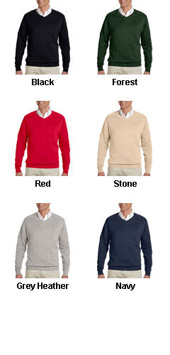 Mens V-Neck Sweater - All Colors