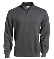 Custom Quarter-Zip Sweater by Edwards