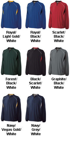 Adult Destroyer Jacket by Holloway USA - All Colors