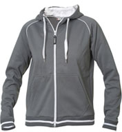 Ladies Grace Full Zip Sweatshirt