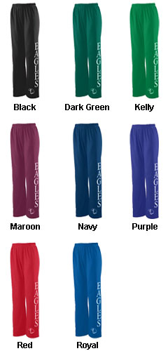 Ladies Wicking Fleece Sweatpant - All Colors