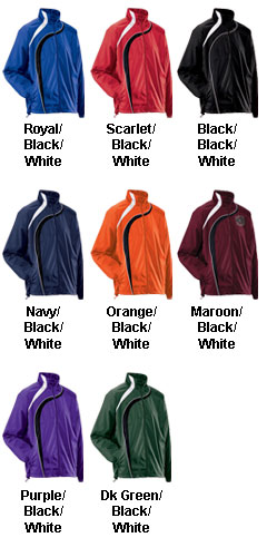 Adult Vanguard Hooded Jacket - All Colors
