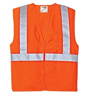 ANSI/ISEA Class 2 CornerStone High Visibility Vest