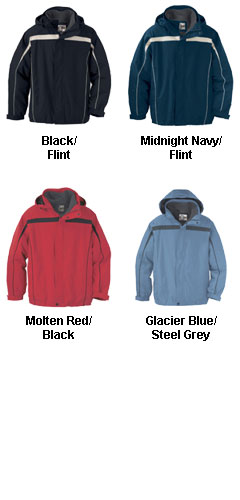 Mens 3-In-1 Interactive System� Jacket - All Colors