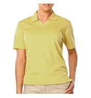 Ladies Moisture Wicking Polo with Scotchgard Protection