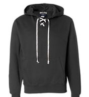 Custom Weatherproof  Hooded Hockey Sweatshirt